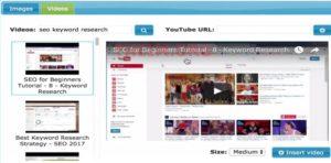Youtube video add