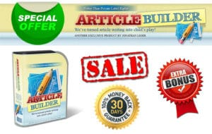 article builder