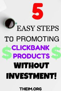 CLICKBANK PRODUCTS