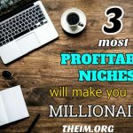 PROFITABLE NICHES