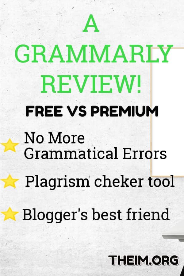 Grammarly Review: Is this Grammar Checker Tool Worth the Hype?