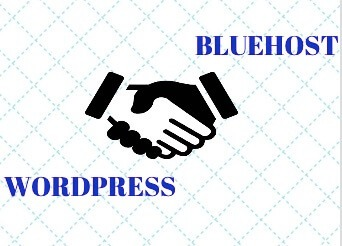 word press and bluehost