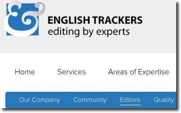 english tracker