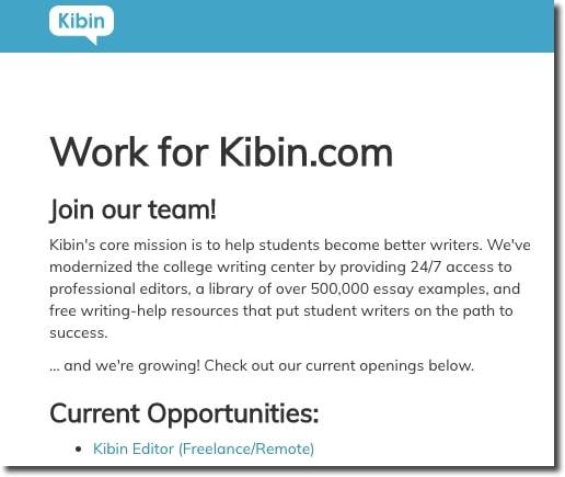 kibin