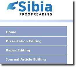 sibia proofreading