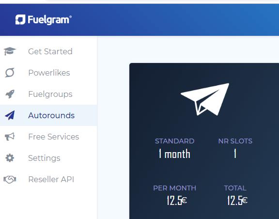 Fuelgram