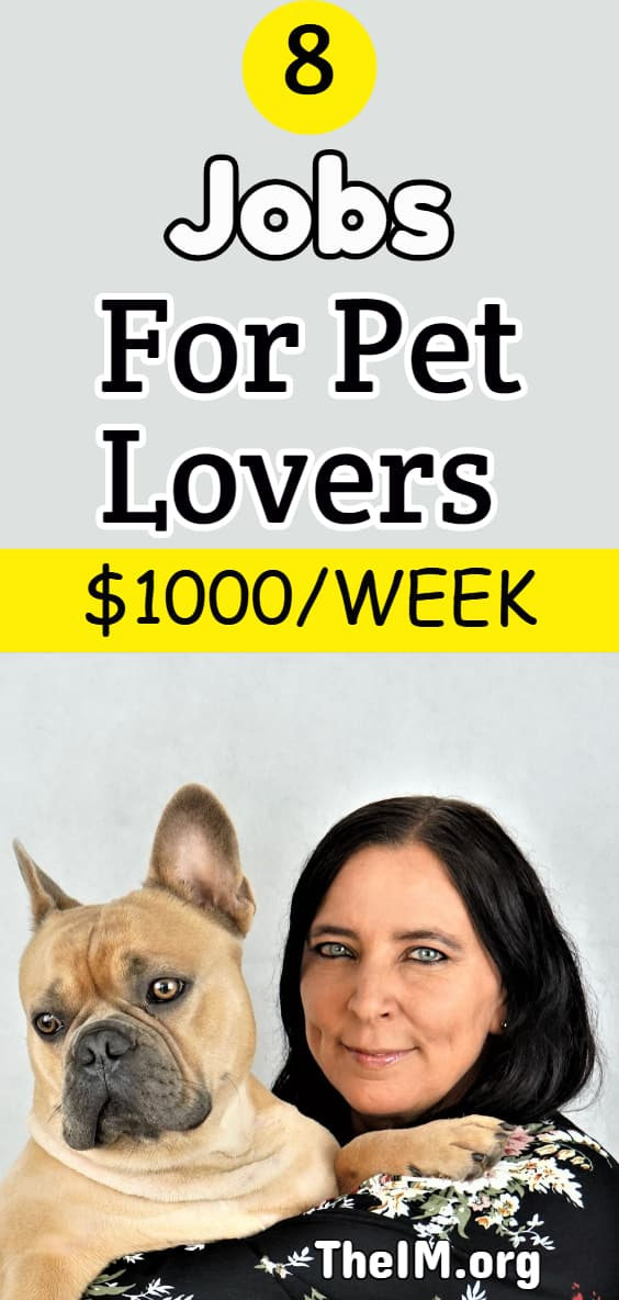 pet lovers jobs