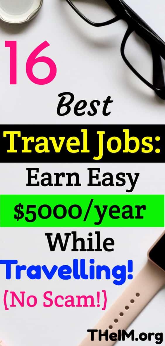 travel jobs