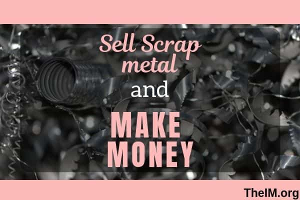 Make money from scrap