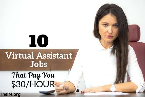 Virtual Assisitant Jobs