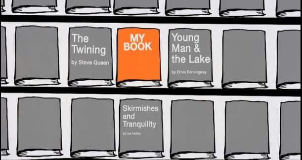 Amazon book graphic